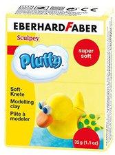 Eberhard Faber Super Soft Knete Pluffy 32g gelb