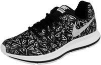 Nike Air Zoom Pegasus 33 Print GS black/matte silver/lava glow