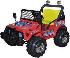 vidaXL Elektroauto 2-Sitzer rot