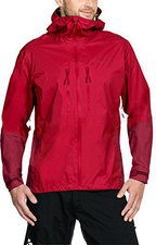 Vaude Men's Tremalzo Rain Jacket II indian red