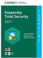 Kaspersky Total Security Multi Device 2017 (3 Geräte) (1 Jahr) (DE) (ESD)
