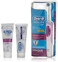 Oral-B Vitality Cross Action Belleza Set
