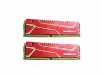 Mushkin Redline 16GB Kit DDR4 PC4-22400 CL17 (MRB4U280HHHH8GX2)