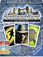Ravensburger Scotland Yard - Das Kartenspiel (20761)