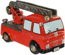 Udo Schmidt Spardose Feuerwehr-Auto Poly