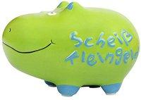KCG Sparhippo Scheiß-Kleingeld Mittel-Hippo