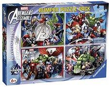 Ravensburger Marvel 4 x 100 Teile koffer für Kinder