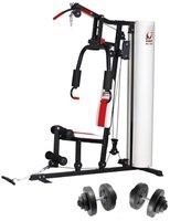 BH Germany Kraftstation Boston Top Gym ST 1 mit Kurzhantel-Set 30kg
