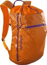 Patagonia Lightweight Black Hole Cinch Pack 20L sporty orange