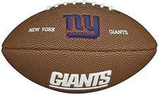 Wilson NFL Team Logo Mini New York Giants
