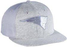 New Era New England Patriots Remix Embossed Snapback Cap grau