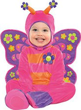 Amscan Flutterby Baby Costume