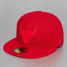 New Era Chicago Bulls Team Rubber