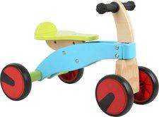 Bieco Laufrad mit 4 rädern aus Holz