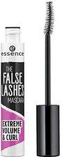 Essence The False Lashes Extreme Volume & Curl Mascara - Black (10ml)