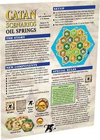 Mayfair Catan Scenarios Oil Springs (english)