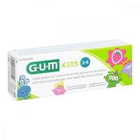 John O. Butler Gum Kids Erdbeere Zahngel (50ml)