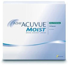Johnson & Johnson 1 Day Acuvue Moist Multifocal -4.50 (90 Stk.)