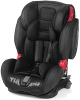 Be Cool Thunder Isofix Black Crown