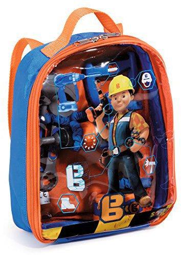 Smoby Bob der Baumeister - Werkzeug-Rucksack