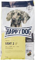 Happy Dog Supreme Fit & Well Light 2 Low Fat (4 kg)