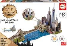Educa 3D Monument Puzzle Manhattan Dream (17000)