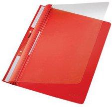 Leitz Universal Plastik-Einhängehefter rot