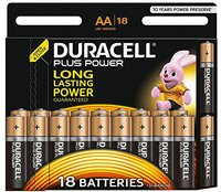 Duracell Plus Power Micro AAA 18 St. (5000897)