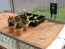 Bio Green Erderwärmungskabel 320W / 25m