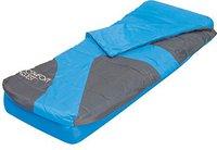 Bestway Luftbett mit Schlafsack (67436, gelb)