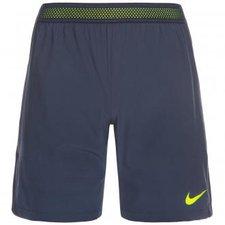 Nike Flex Strike Shorts blau