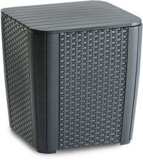 Best Freizeitmöbel Napoli 39x39cm graphit (13553950)