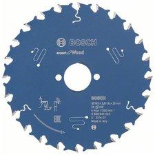 Bosch Expert for Wood 165 x 30 x 2,6 mm, 24 (2608644025)
