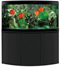Fluval Aquariumkombination Vicenza 260 LED schwarz