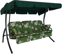 Angerer Comfort 3-Sitzer Design Meran grün