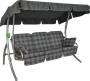 Angerer Comfort 3-Sitzer Design Colmar
