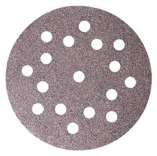 Mirka Q.Silver ACE-Schleifscheiben  125 mm, 17-fach gelocht, P100 (100 St.)