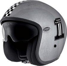 Premier Helmets Vintage CK One silver