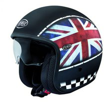 Premier Helmets Vintage Flag UK