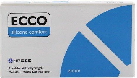 MPG & E Ecco Silicone Comfort Zoom +4.00 (3 Stk.)