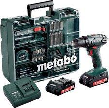 Metabo BS 18 Set Mobile Werkstatt (6.022078.70)