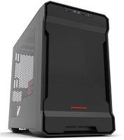 Phanteks Enthoo Evolv ITX schwarz/rot