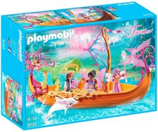 Playmobil Fairies Romantisches Feenschiff (9133)