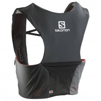 Salomon S-Lab Sense Ultra Set black/white/racing red