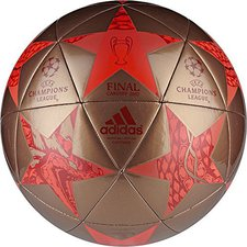 Adidas Finale Cardiff 2017 Capitano copper met/solar red/bright red