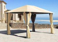 Grasekamp Pavillon Nizza 3x4m sand