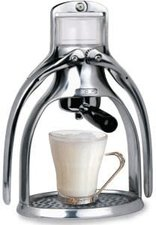 Presso | ROK Espresso Maker schwarz