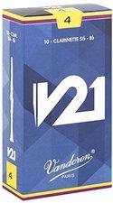Vandoren V21 Bb-Klarinette Blätter