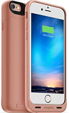Mophie Juice Pack Reserve (iPhone 6/6s) rose gold