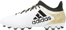 Adidas X 16.3 AG footwear white/core black/ gold metallic